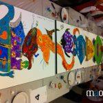 la fresque : totem de l'entreprise