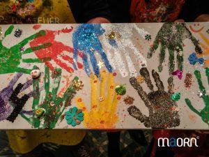 organisation d'ateliers peinture et artistique en Alsace