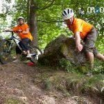 gymkhana VTT en Alsace