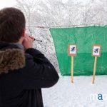 activité outdoor en hiver