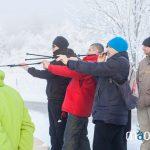 organisation d'olympiade en hiver