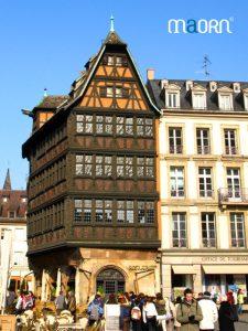 Votre séminaire à Strasbourg, capitale de l'Alsace