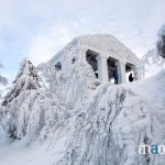 Le sommet du Donon et son manteau d'hiver