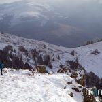 Les hautes Vosges en raquettes à neige