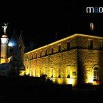 La nuit au Mont Sainte Odile